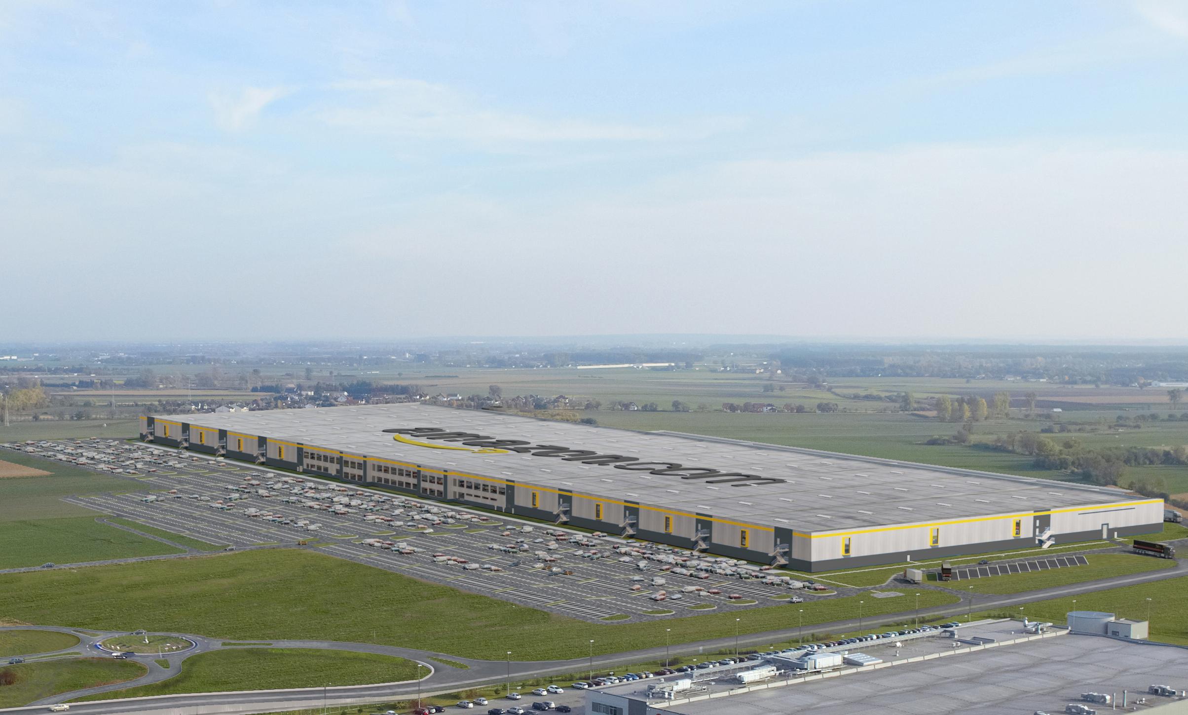 Amazon zainwestował w Polsce 1,5 mld zł