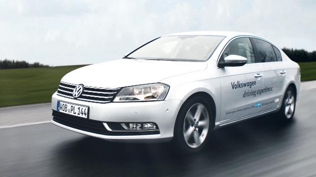"""""""Policzek"""" dla VMware od Volkswagena"""