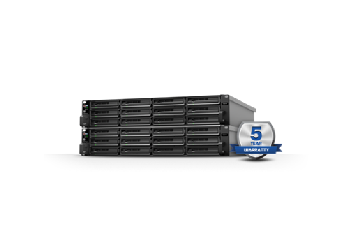 Synology: 5 lat gwarancji dla serii XS/XS+