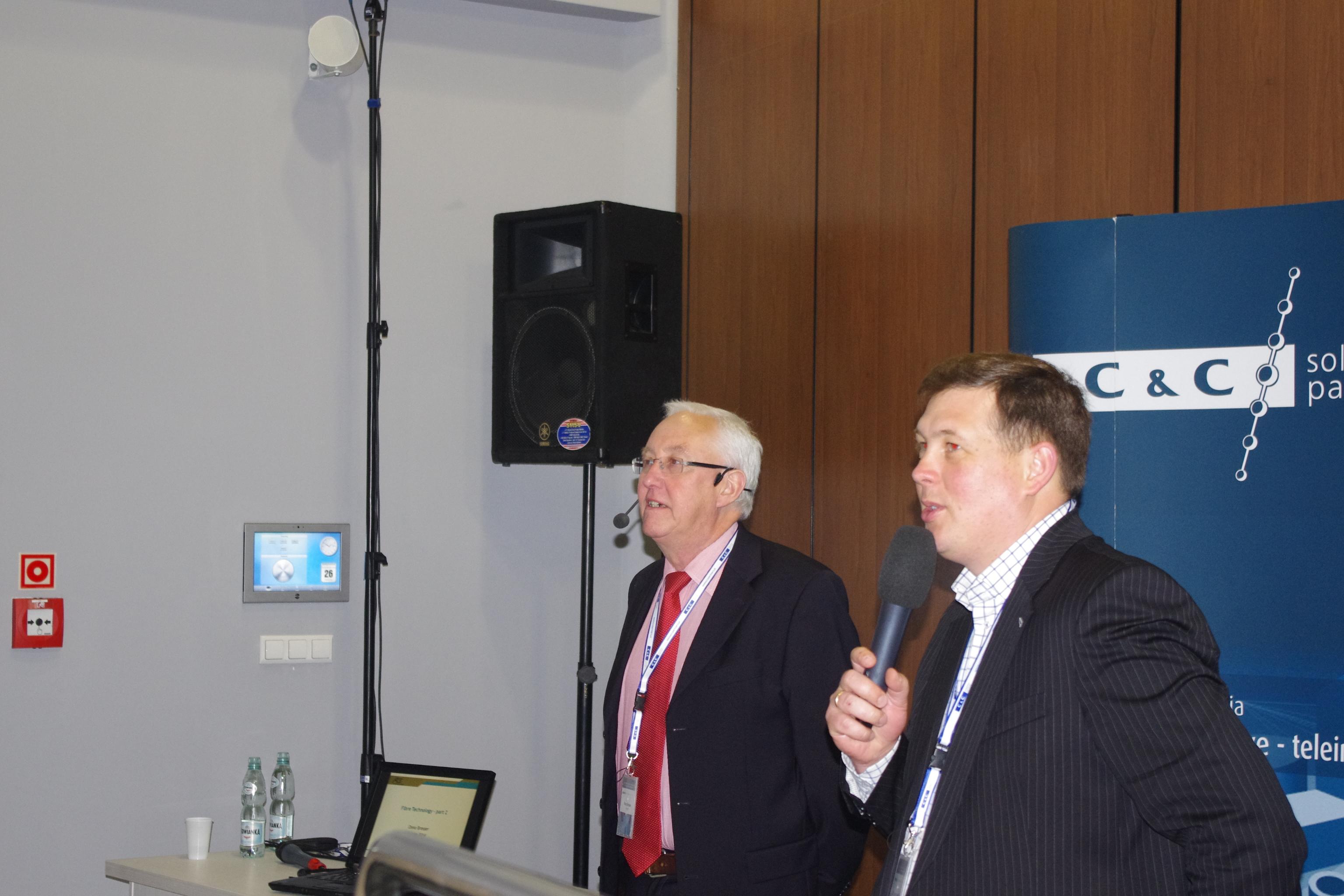 C&C Partners: nowości i trendy w światłowodach
