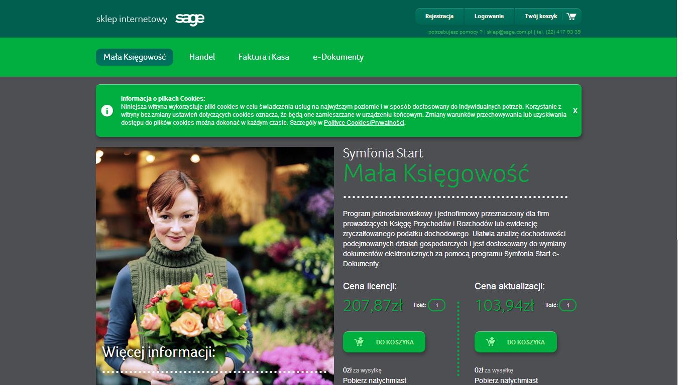 Sage: ponad 4 mln zł zysku w Polsce