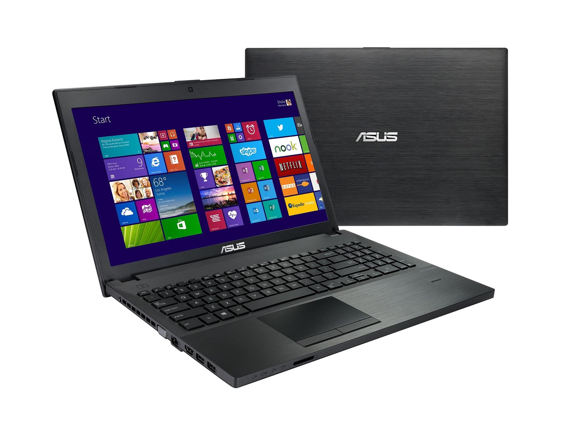 Asus: laptop dla małych i średnich firm