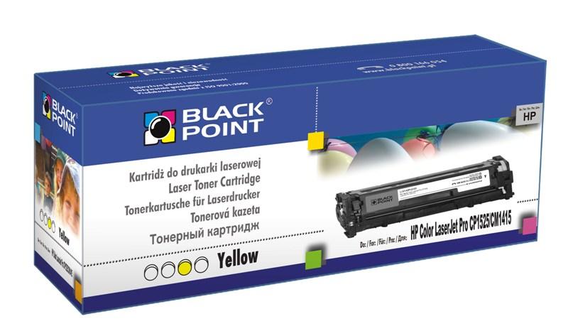 Black Point: laserowy zestaw do HP