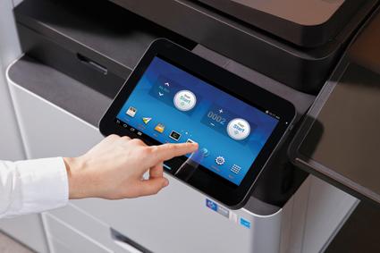 Drukarki A3 Samsung: usługi, a nie pudełka
