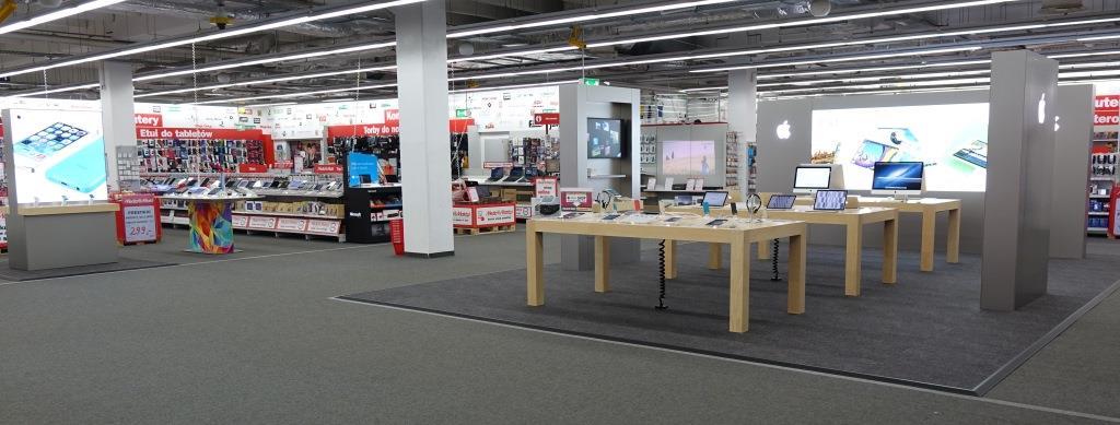 Pierwszy Apple Shop w Polsce