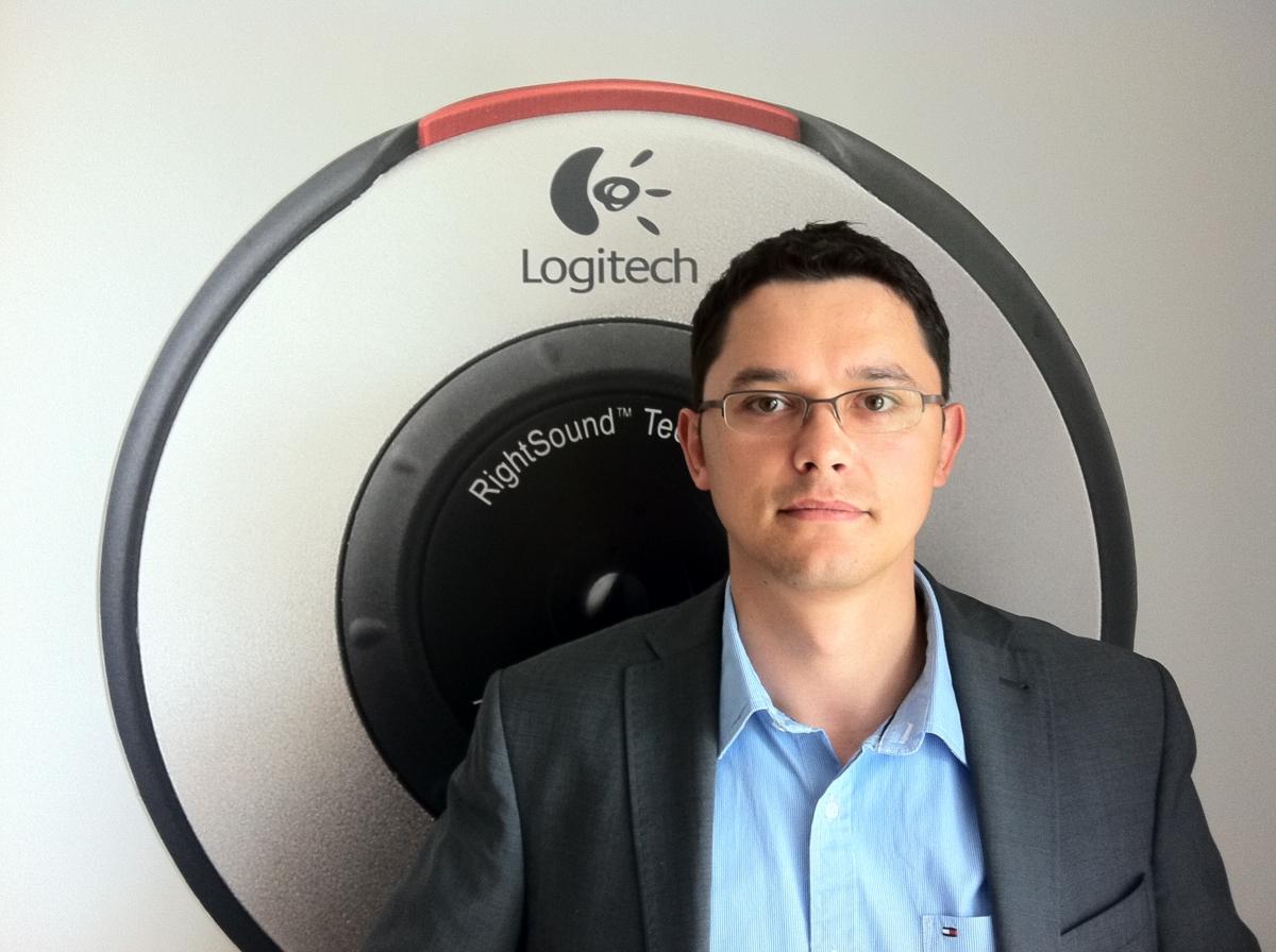 Janusz Łapacz nowym Sales Managerem w  Logitechu