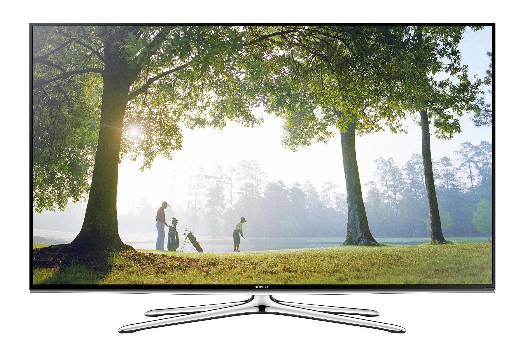 Samsung: Smart TV w szczupłej wersji