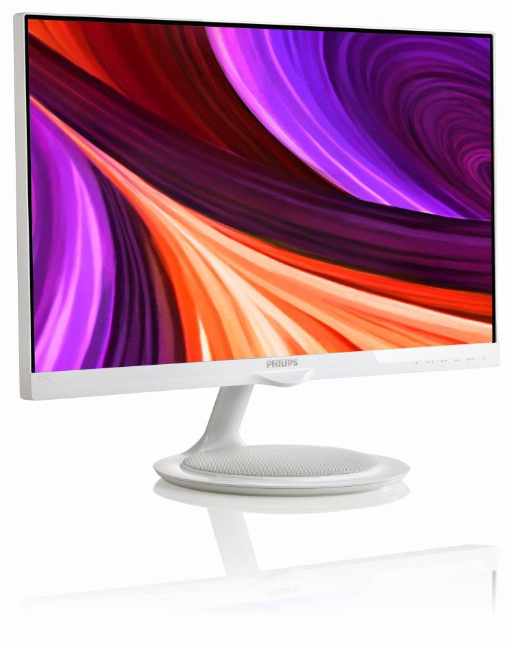 Philips: grający monitor z Bluetooth
