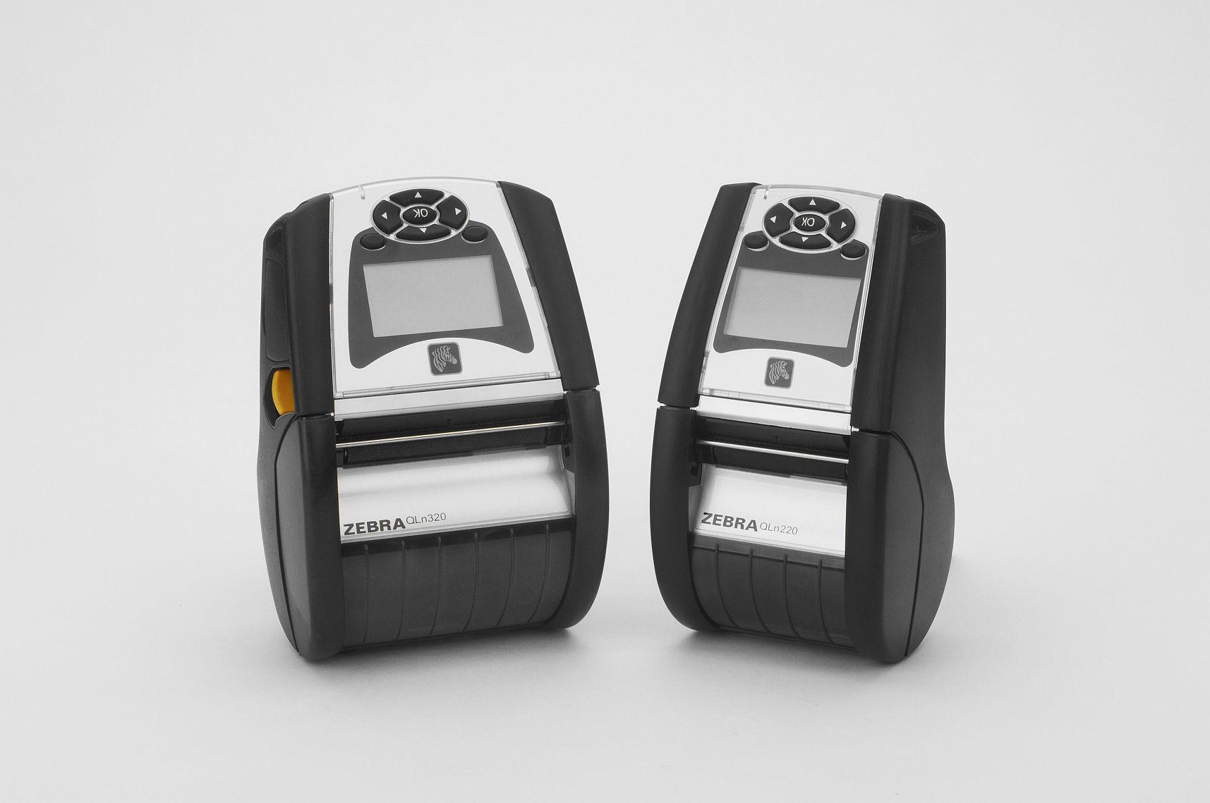 Zebra: drukarka etykiet z LAN