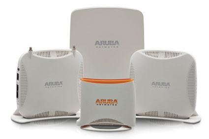 Bezpieczny dostęp do danych z Aruba Networks