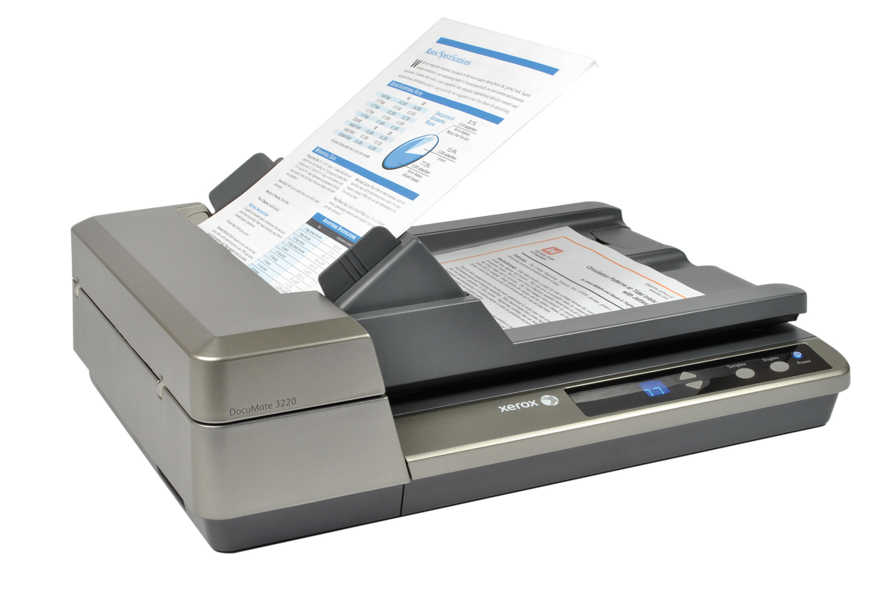 Przemysłowe skanery ułatwiają zarządzanie dokumentami