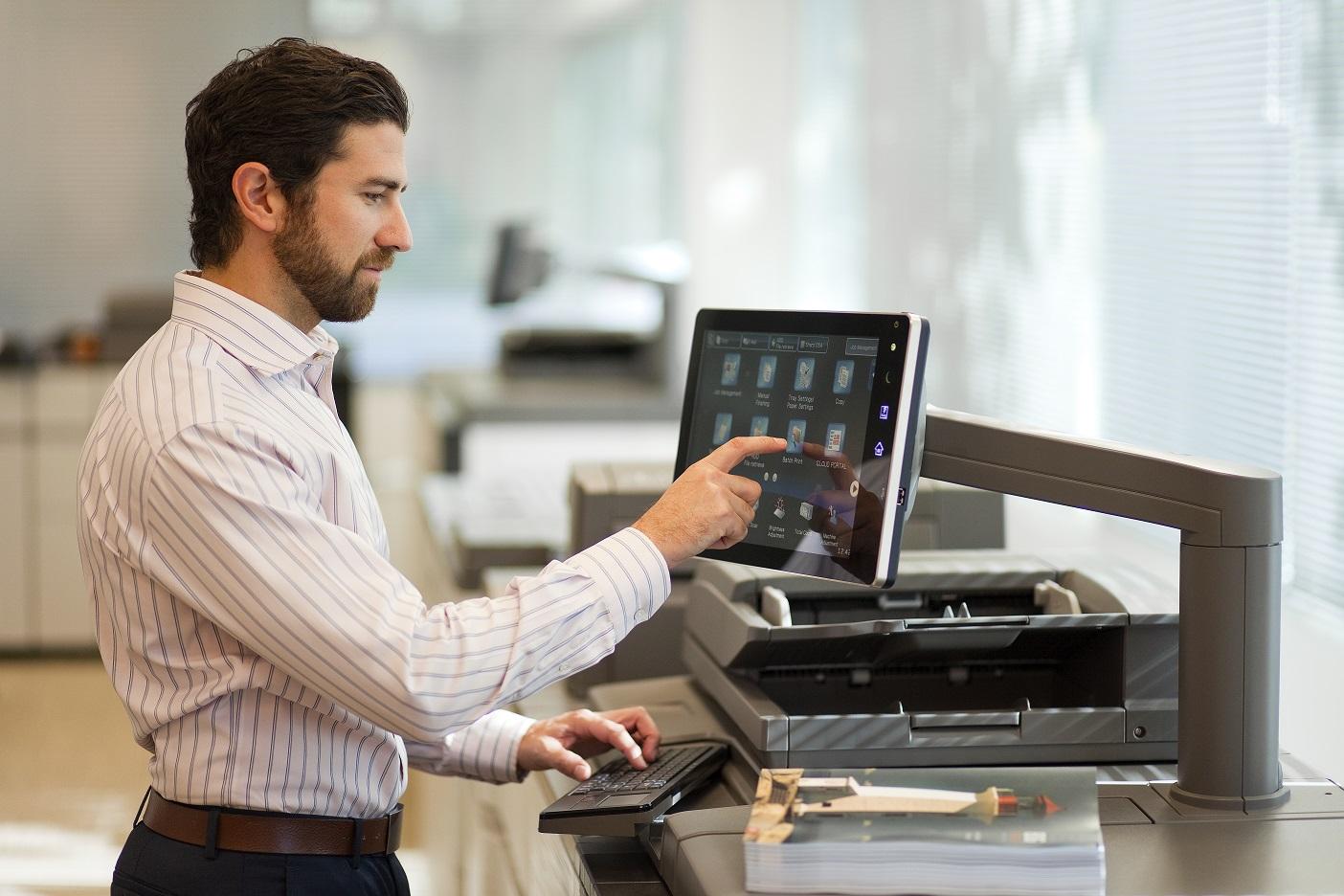 Systemy druku: klienci są wygodni