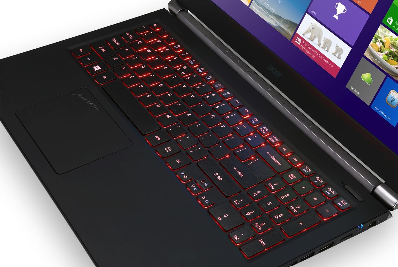 Acer: laptop z ekranem 4K