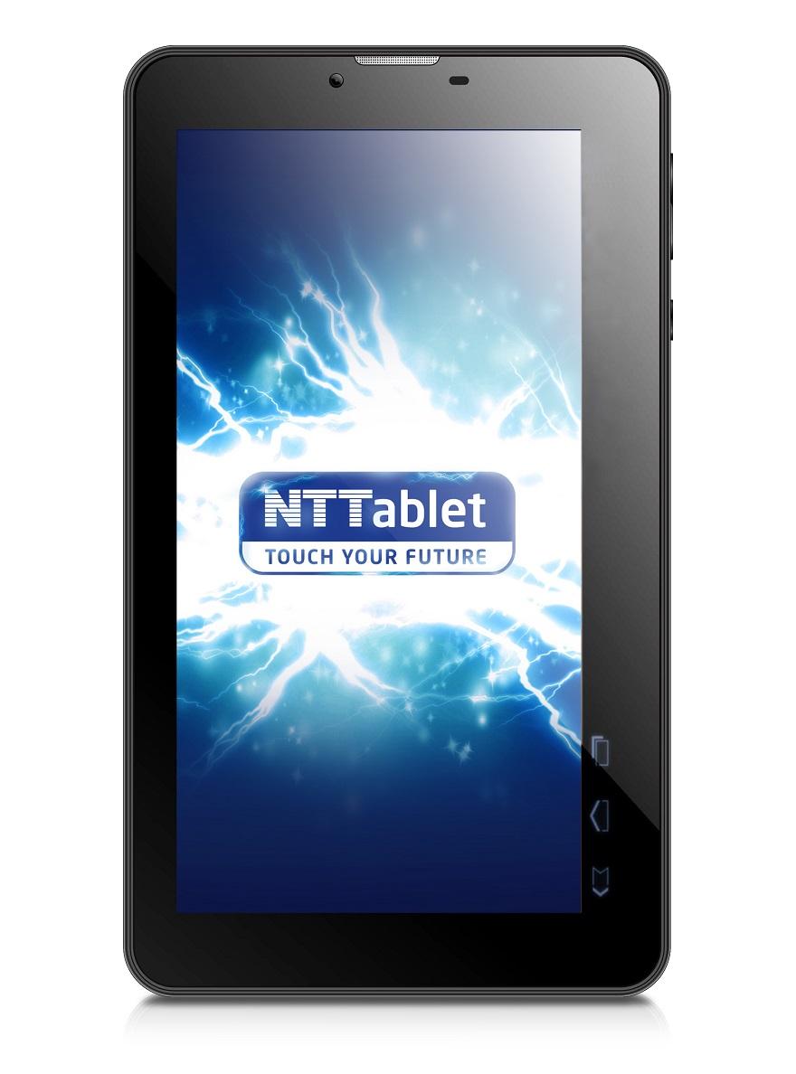 NTT: tablet Dual SIM z modemem
