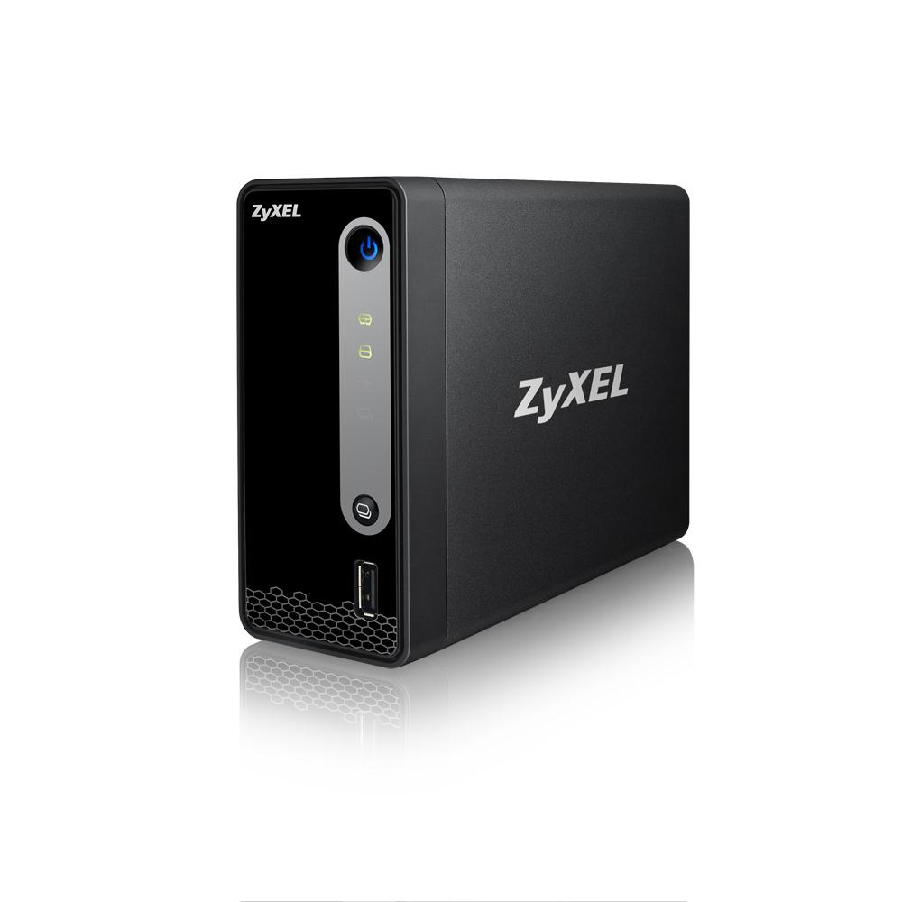 ZyXEL: serwer do osobistej chmury