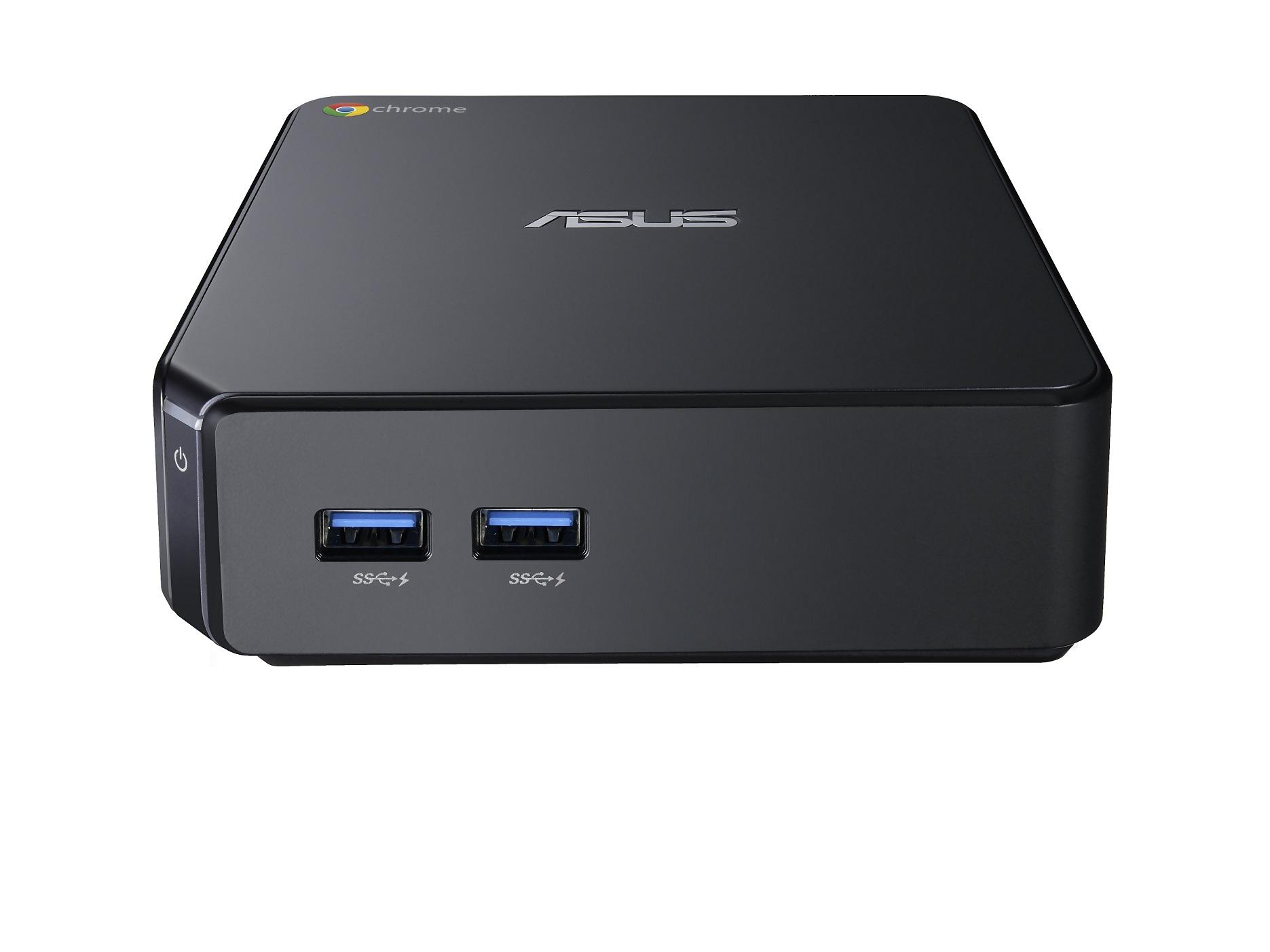 Asus: mini komputer z Chrome OS