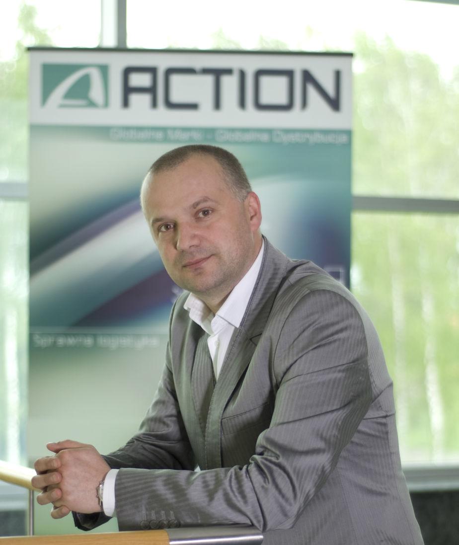 Action ma nowego wiceprezesa
