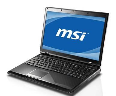 MSI: laptop z trójwymiarowym obrazem