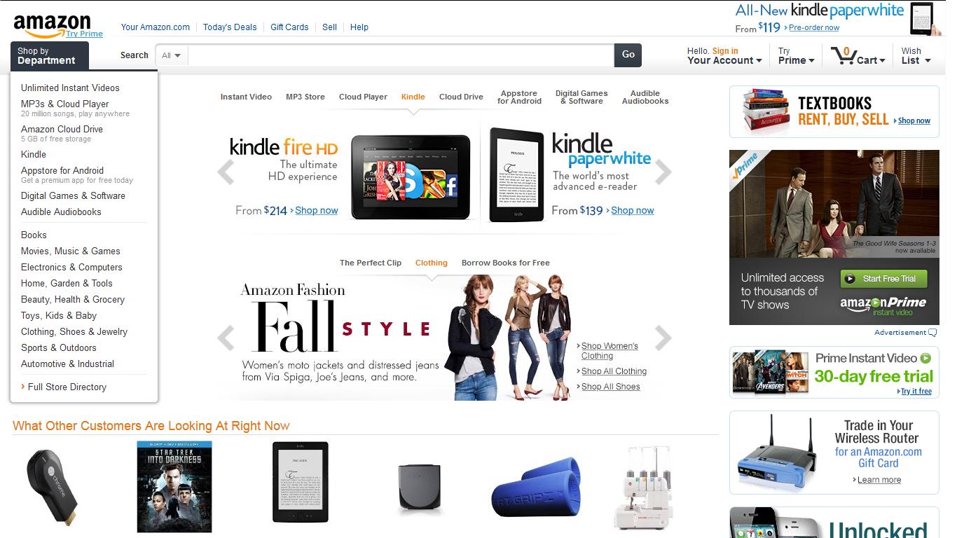 Amazon jednak wejdzie do Polski?