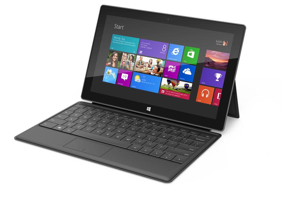 Microsoft oskarżony z powodu tabletu
