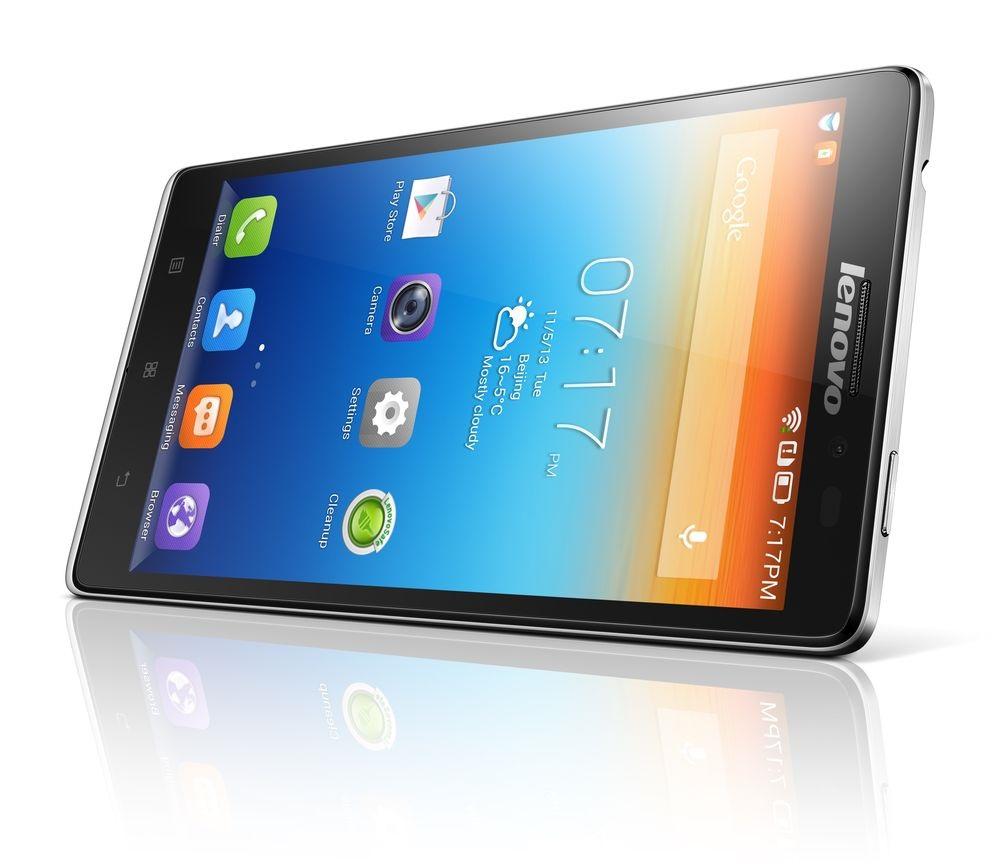 Lenovo powalczy na rynku smartfonów