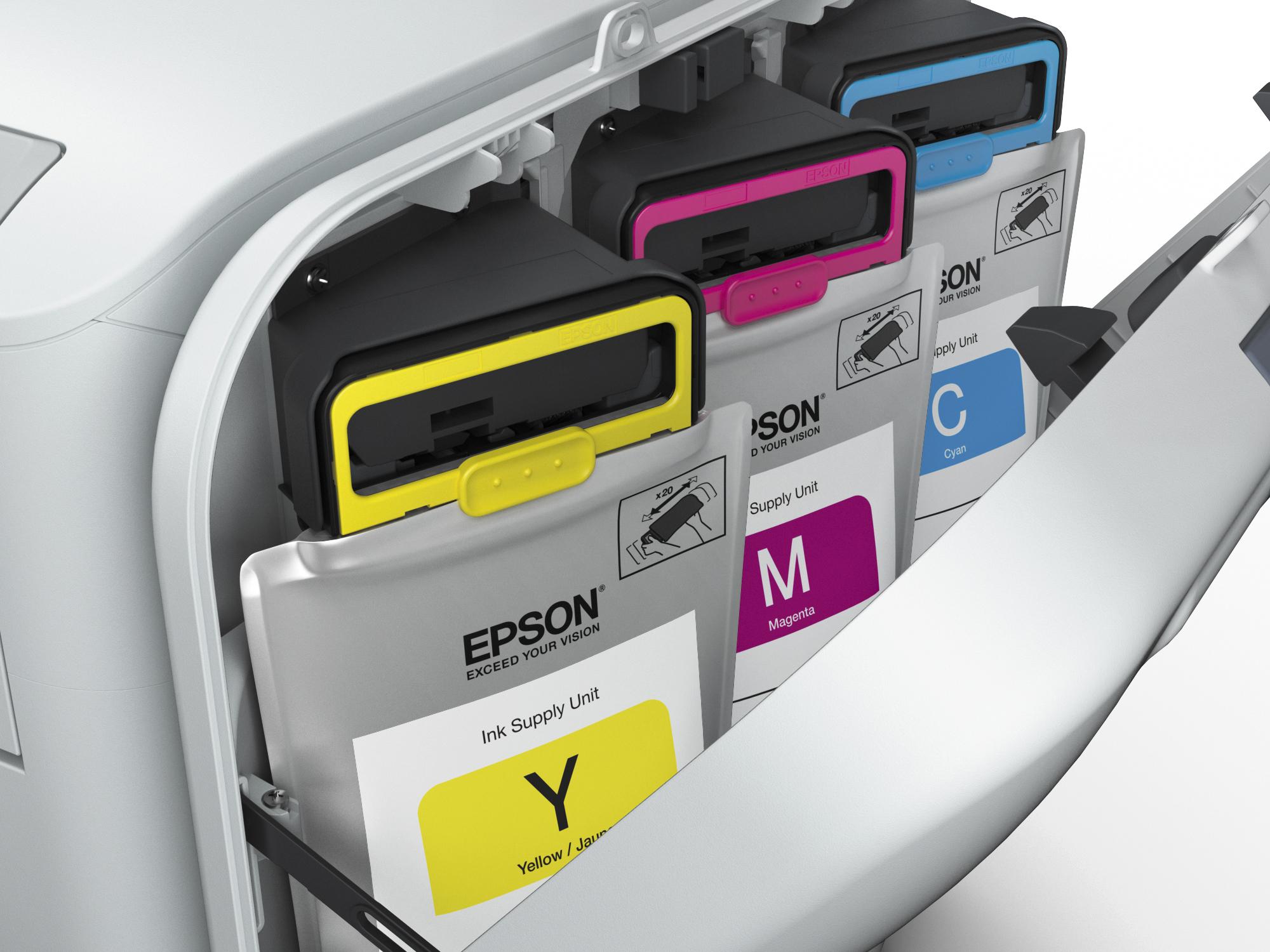 Epson: drukarki WorkForcePro z systemem RIPS