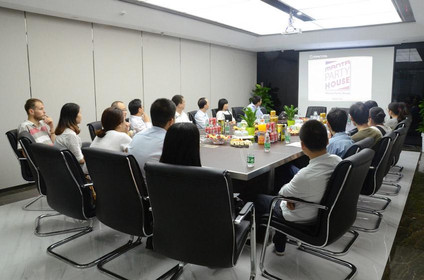 Manta otworzyła biuro zakupowe w Chinach