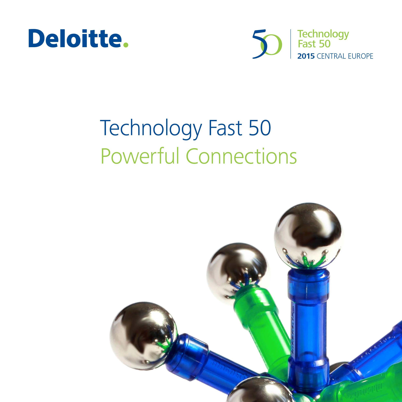 """19 polskich firm w rankingu """"Technology Fast 50"""""""