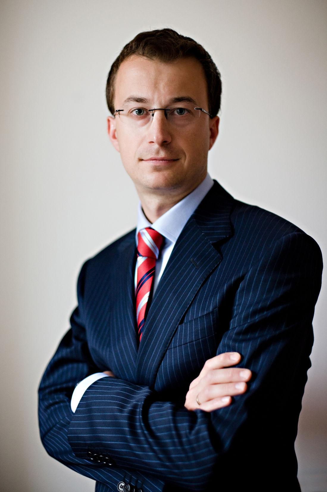 Przemysław Szuder dyrektorem operacyjnym Microsoftu