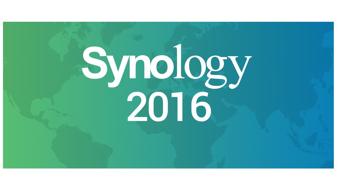 Synology 2016