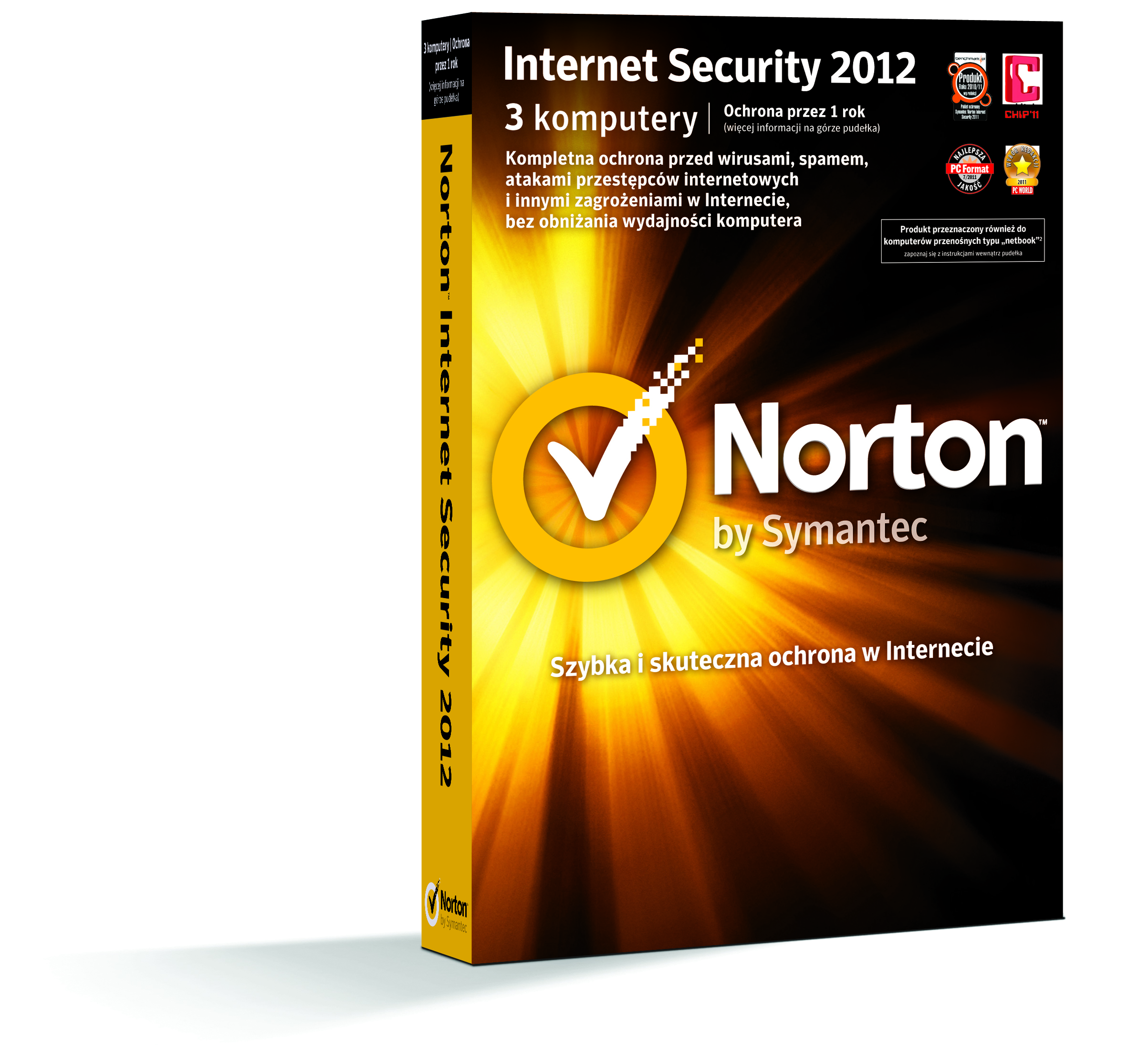 Nortony 2012 chronią w chmurze