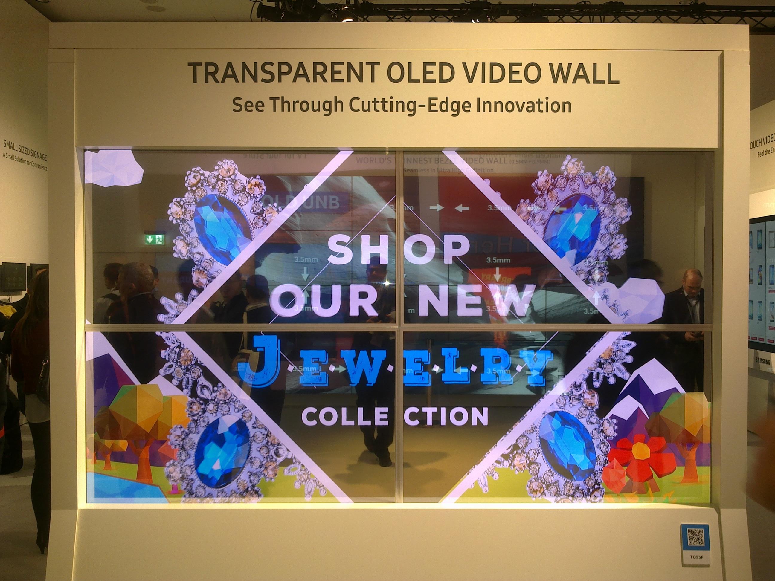 Samsung: innowacje w Digital Signage, nowości wkrótce w Polsce