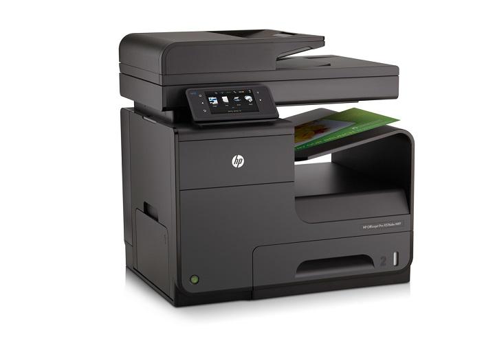 Sprzedaż urządzeń drukujących w górę, HP liderem