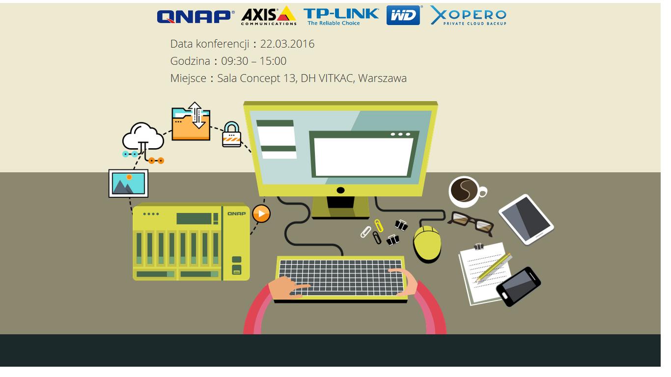 QNAP: szkolenie z dochodowych rozwiązań IT