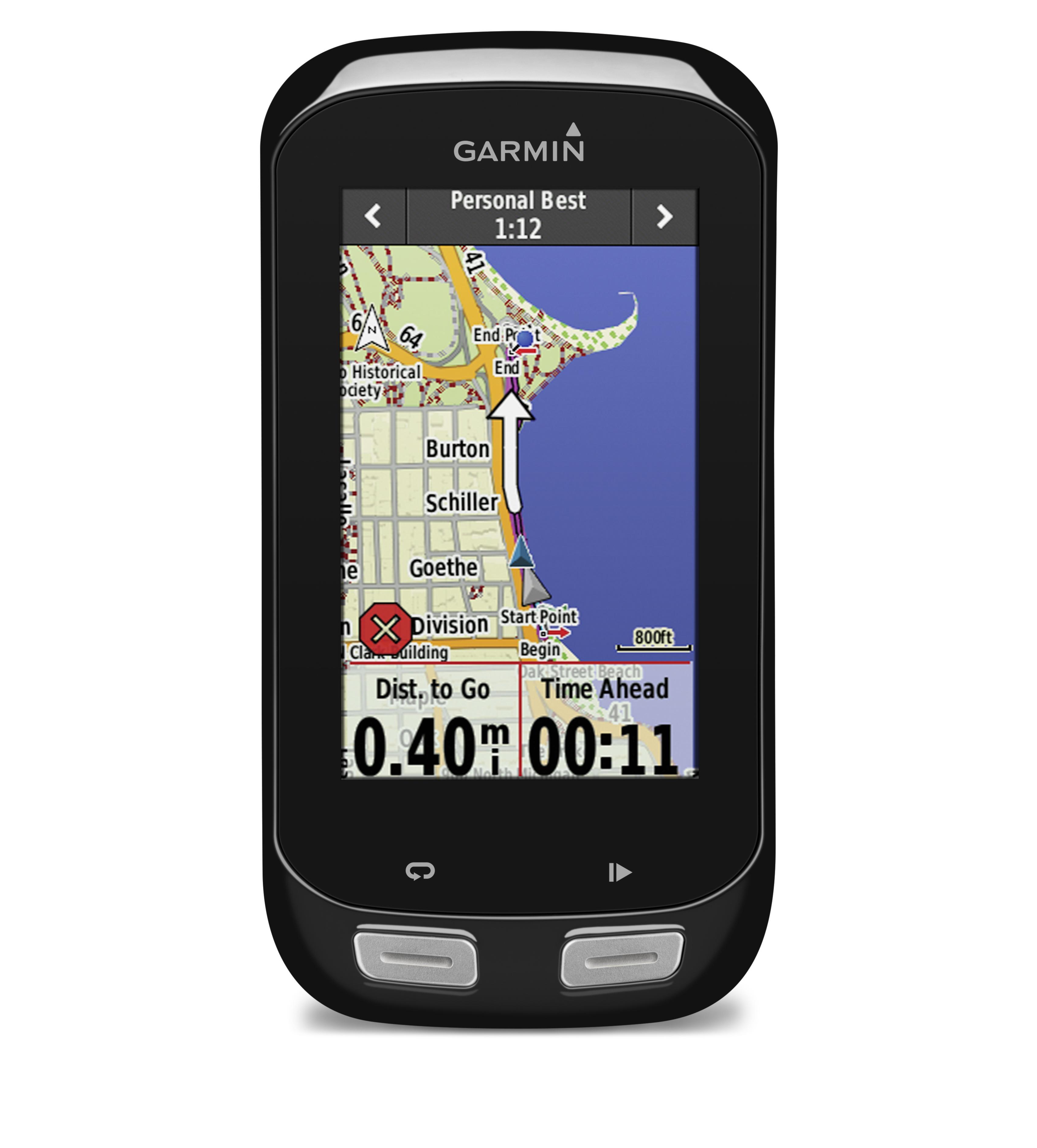 Garmin: wszechstronna nawigacja rowerowa
