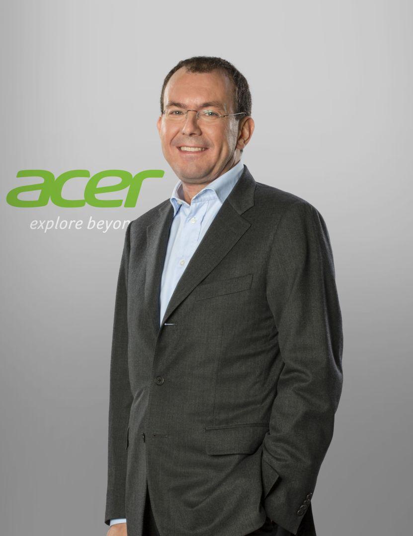 Acer: zmiany w centrali i regionie EMEA