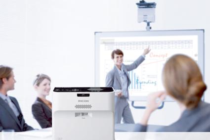 Multimedia Ricoh: jakość i interaktywność