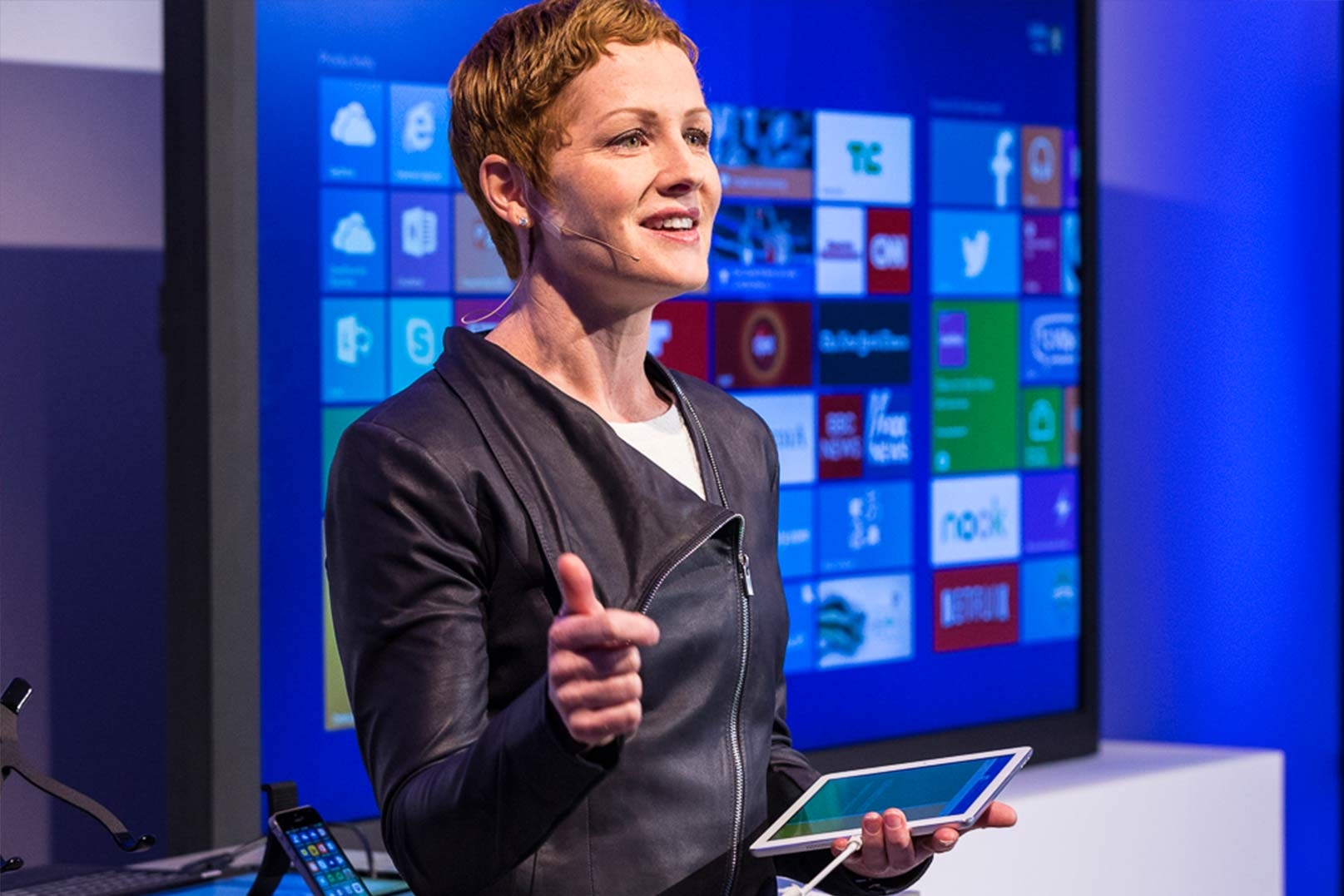 "WPC 2014: nowy Microsoft w erze ""post-Windows"""