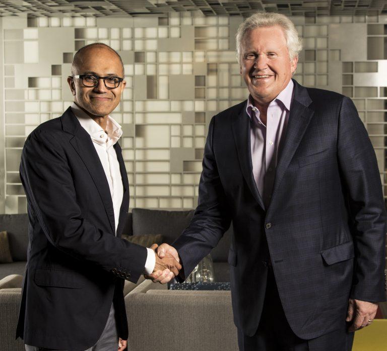 Szef Microsoftu: 'Żyjemy w złotej erze'