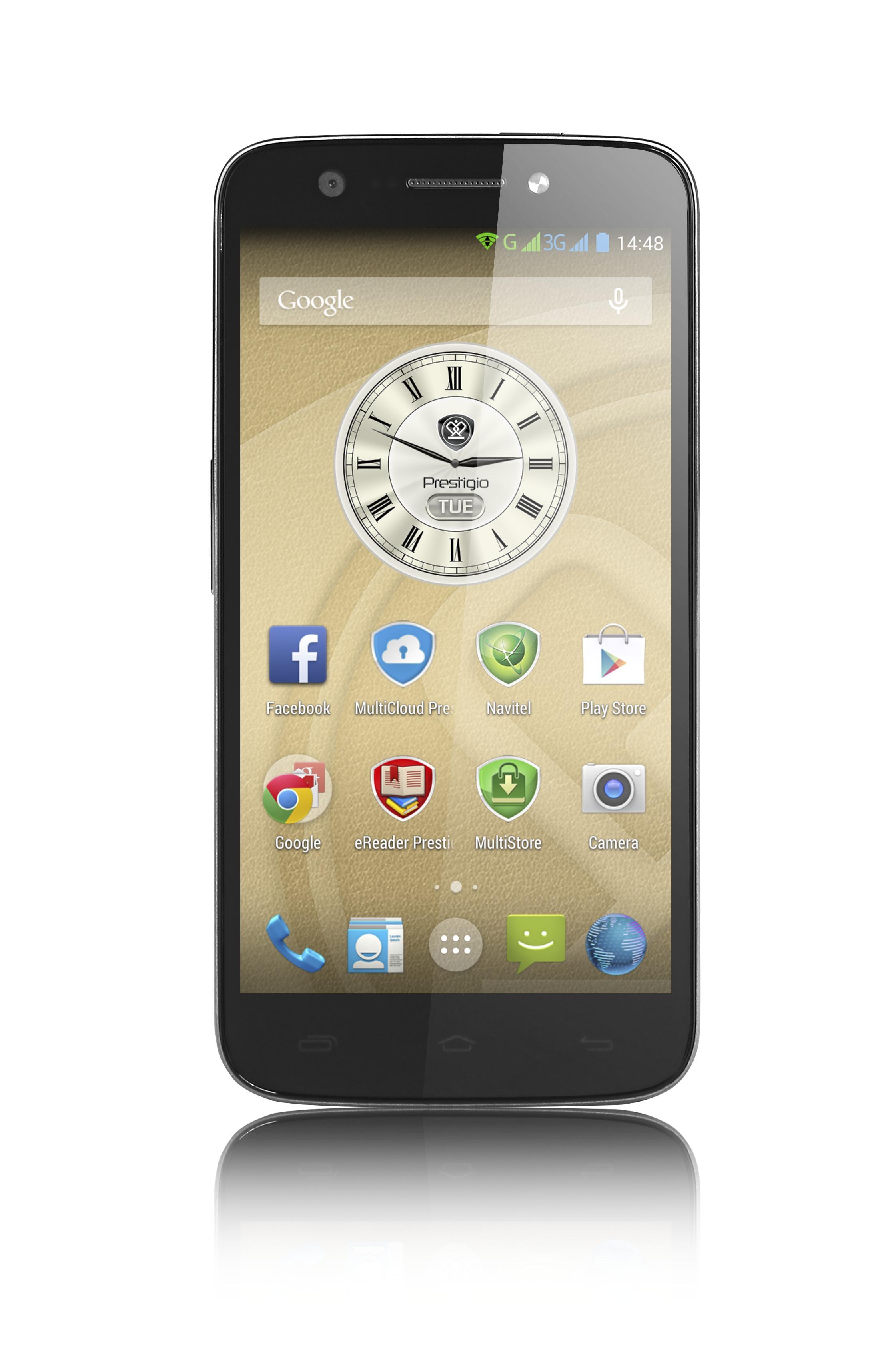 Prestigio: nowy flagowy smartfon