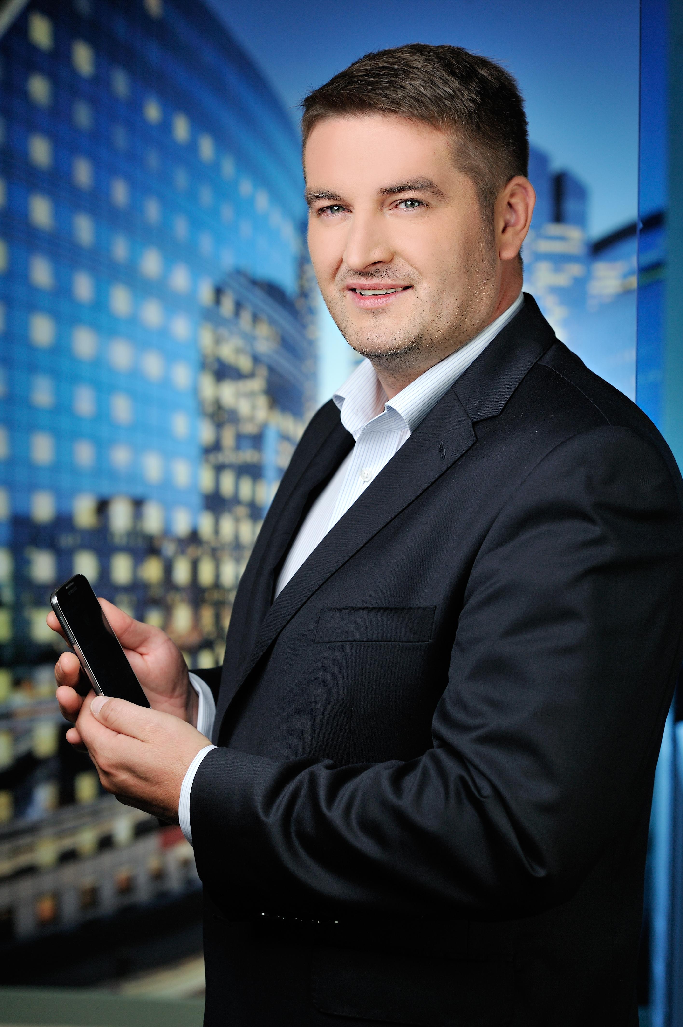 Samsung: Radosław Miszkiel dyrektorem nowego działu