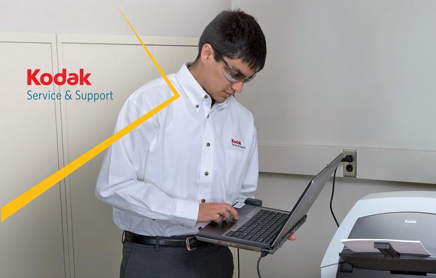 Veracomp autoryzowanym partnerem serwisowym Kodak alaris