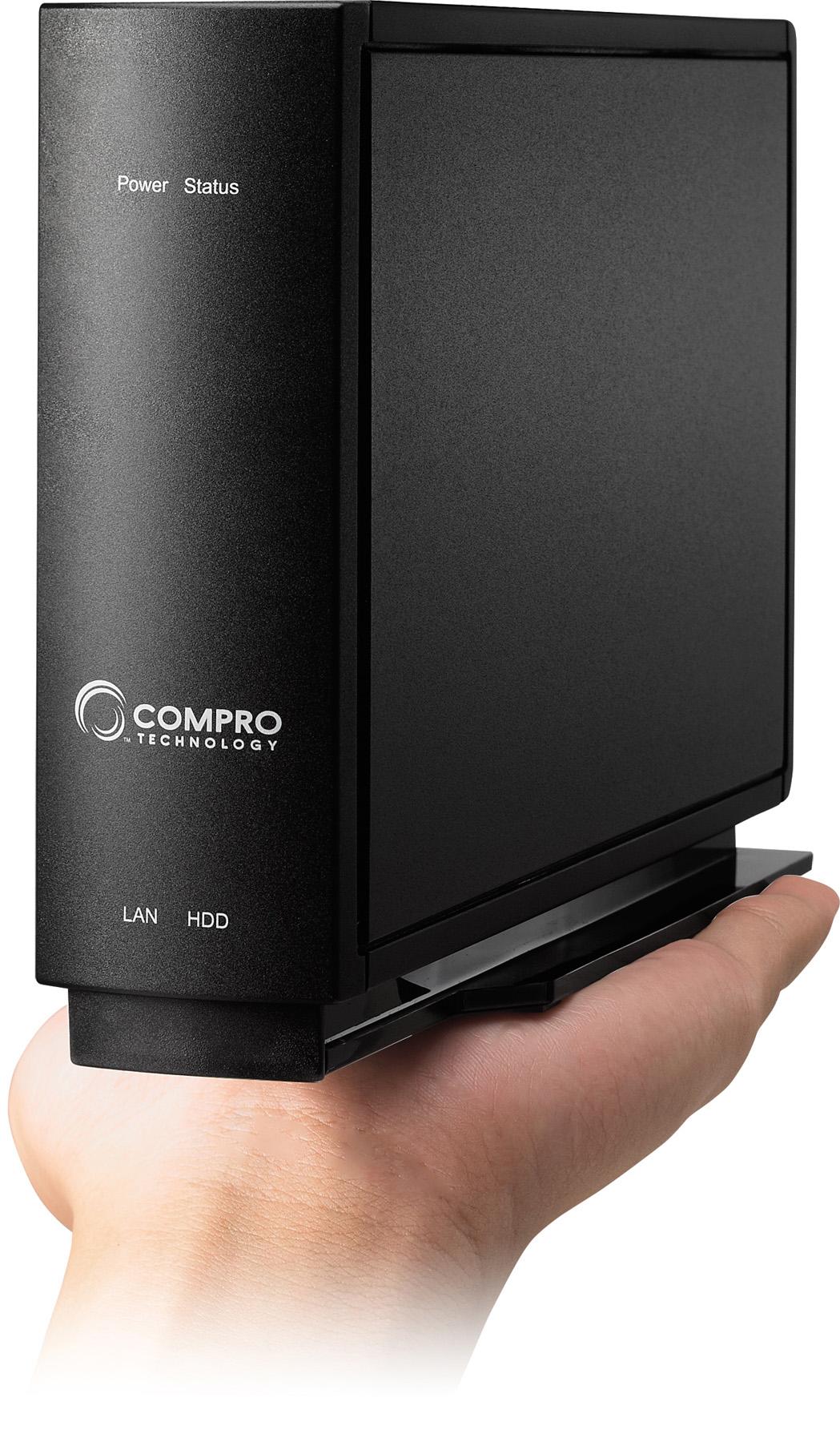 Compro: sieciowy rejestrator wideo