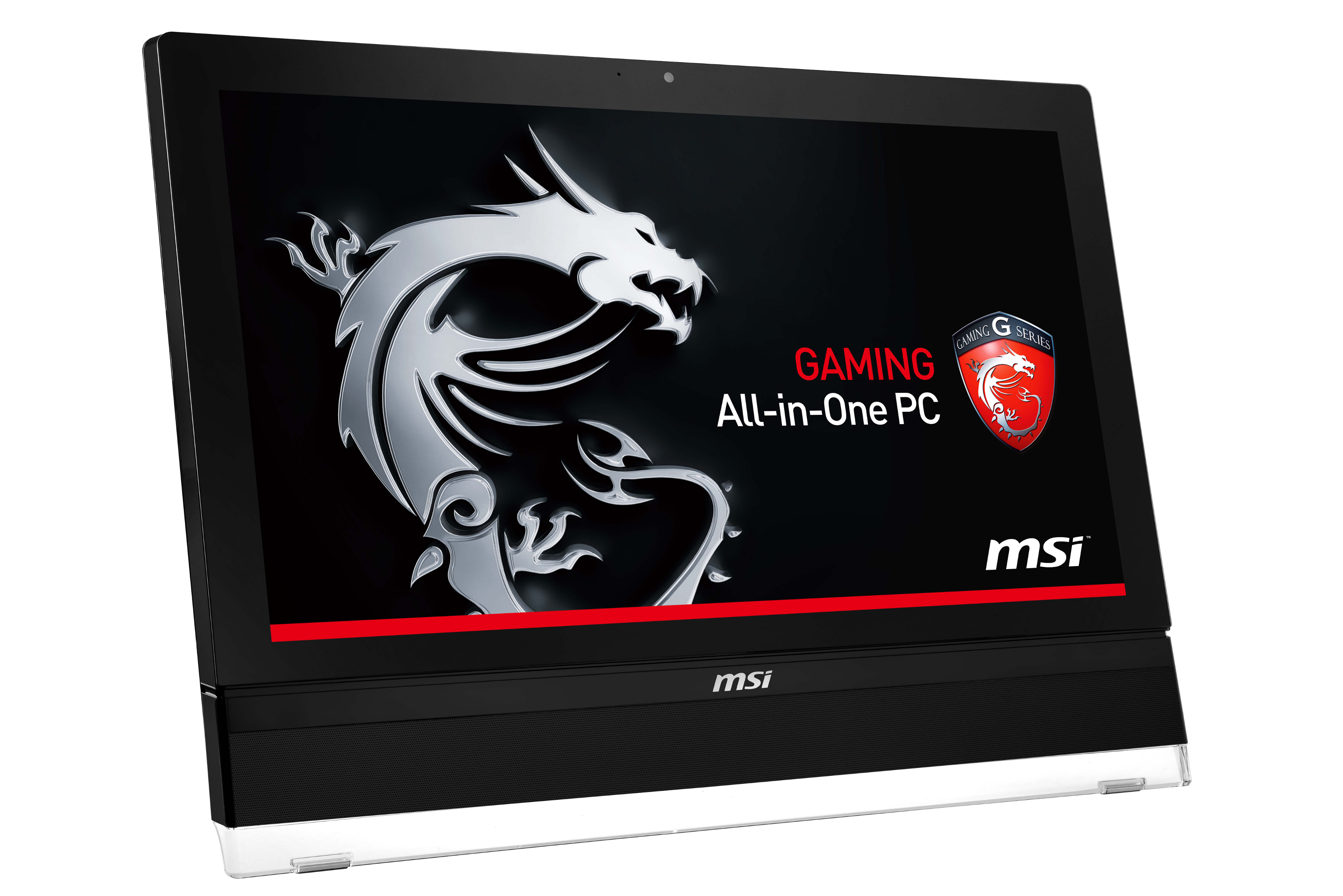 MSI: gaminowy All-in-One