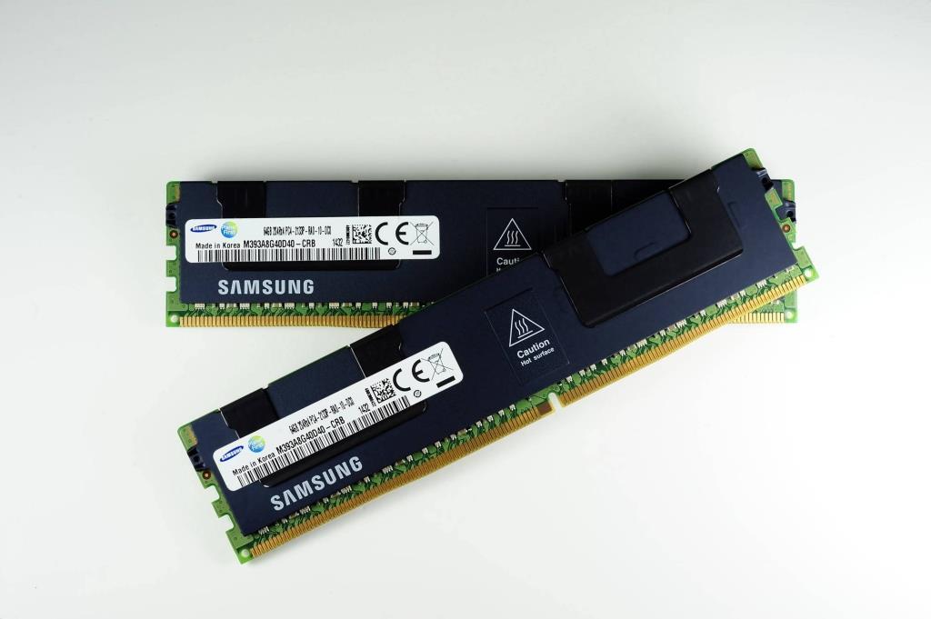 Samsung rozpoczyna masową produkcję pamięci DDR4 z 3D TSV