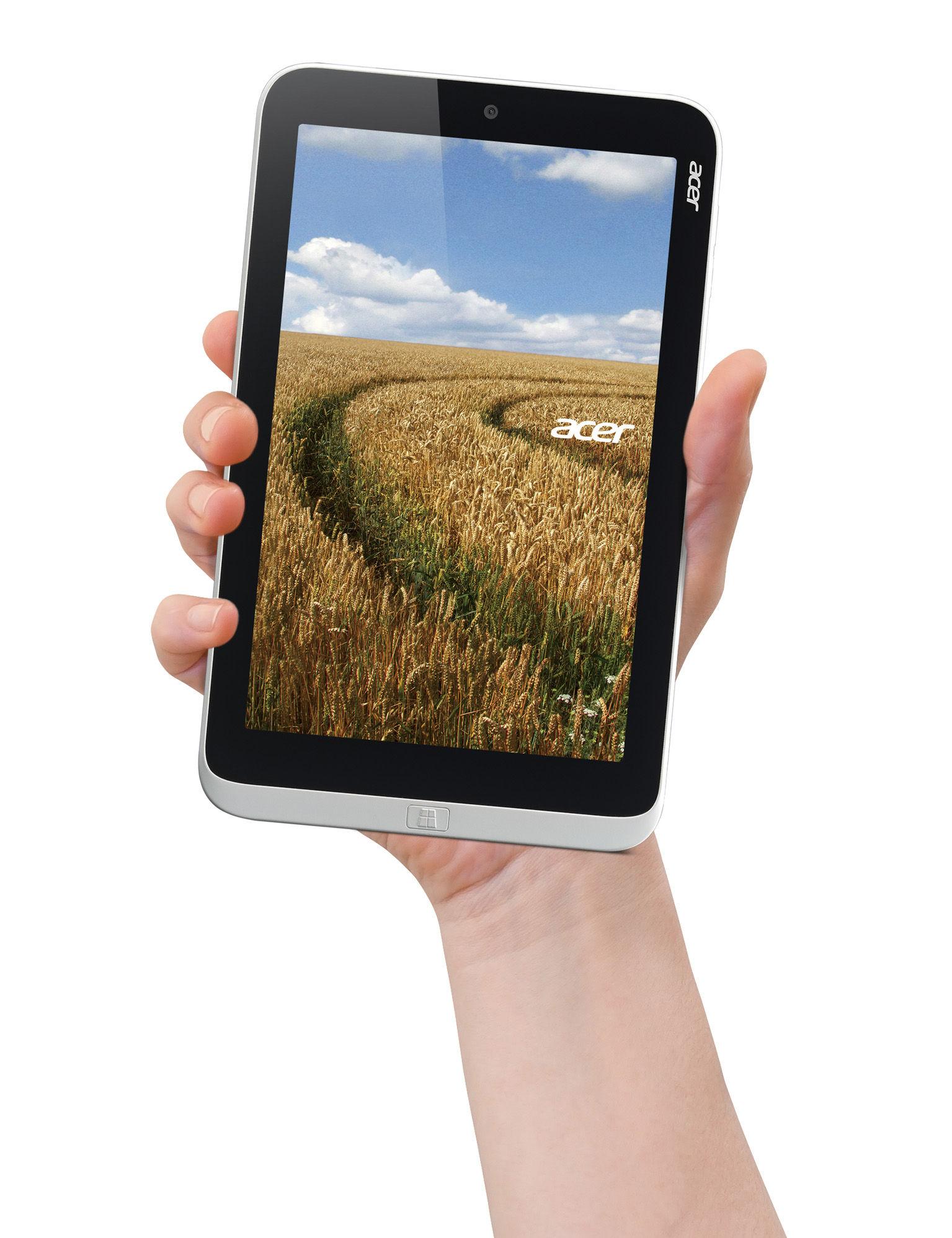 Acer na Computex 2013: pierwszy 8-calowy tablet z Windows 8