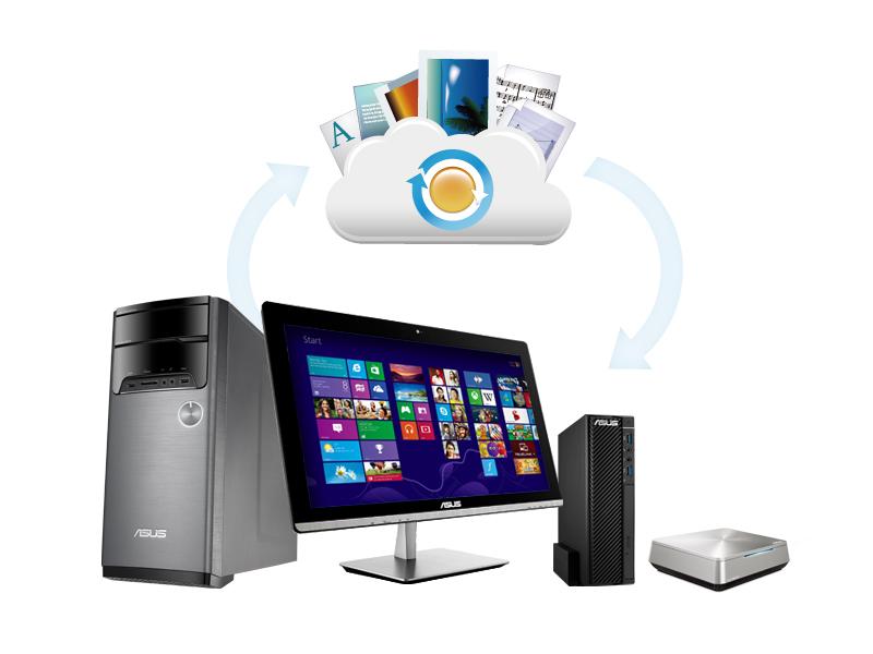 Asus: 100 GB w chmurze