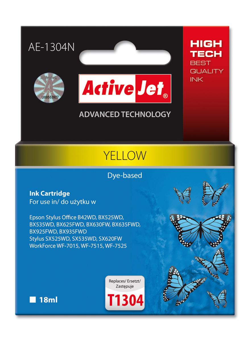 ActiveJet: tusze do Epsona