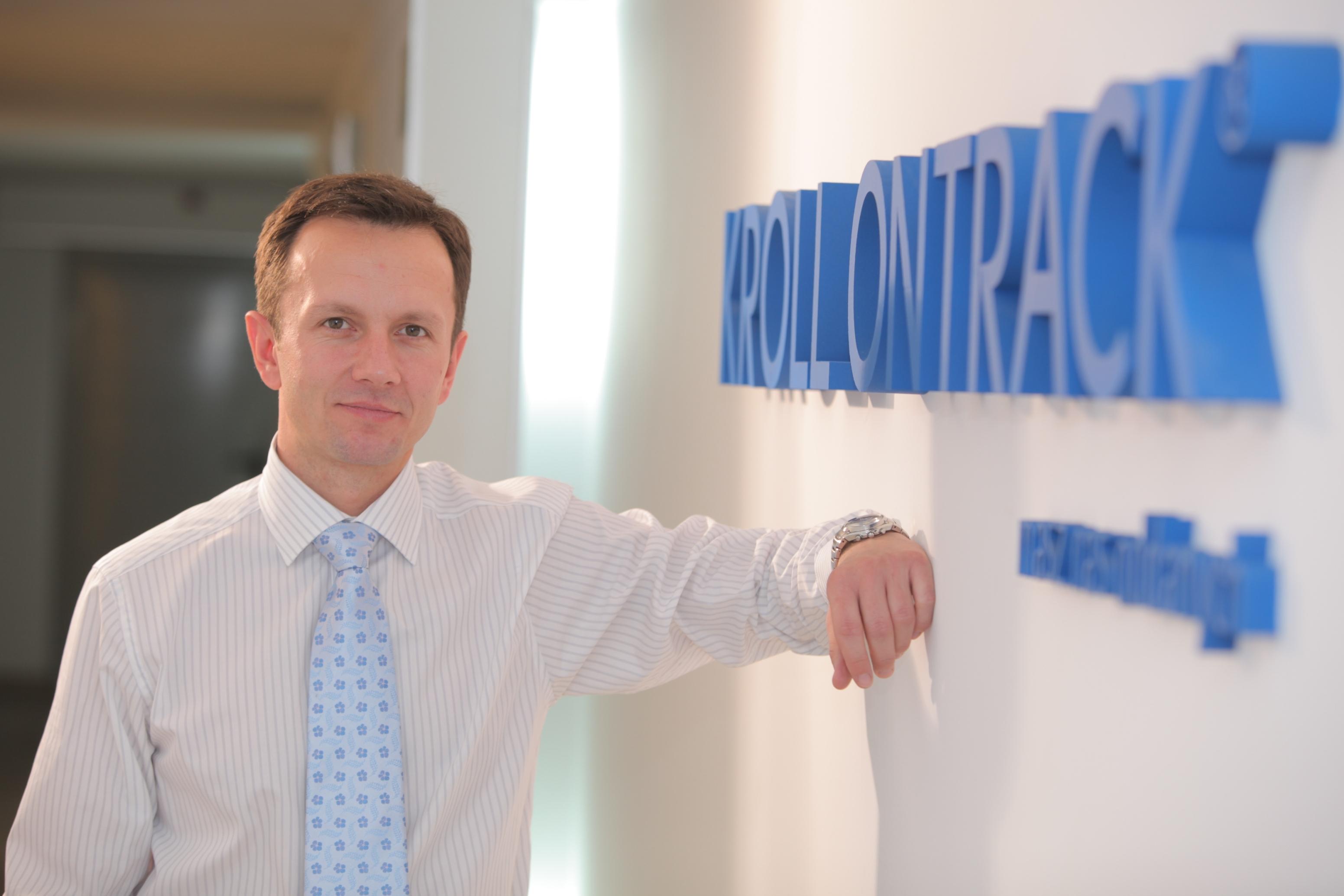 Kroll Ontrack: nowy menedżer ds. rozwoju biznesu