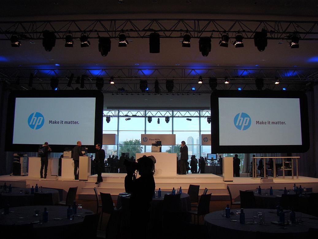 HP będzie zarządzać dokumentami